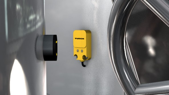 Identification of Mobile Containers - TURCK – Your Global Automation