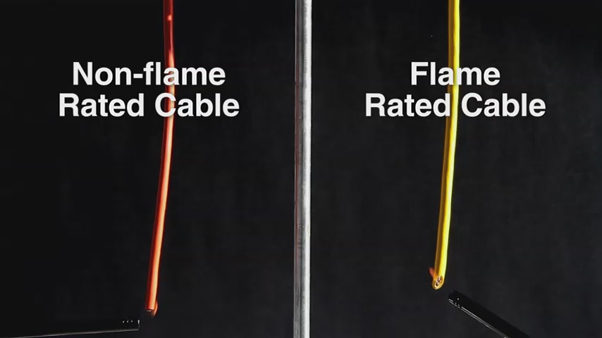 Flame Rated Cable