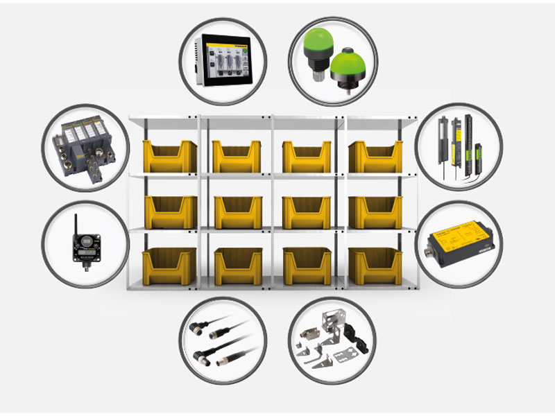 Turck Pick To Light: Complete Solutions For Industrial Assembly And Picking  Applications