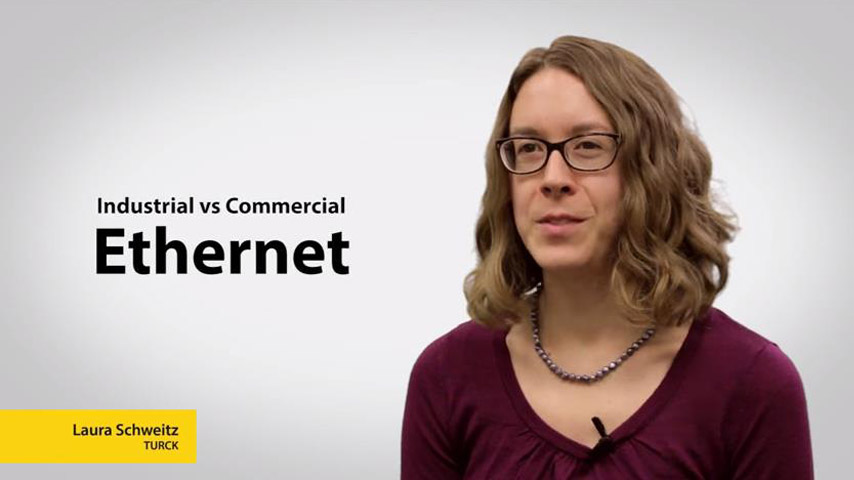 Commercial vs. Industrial Ethernet