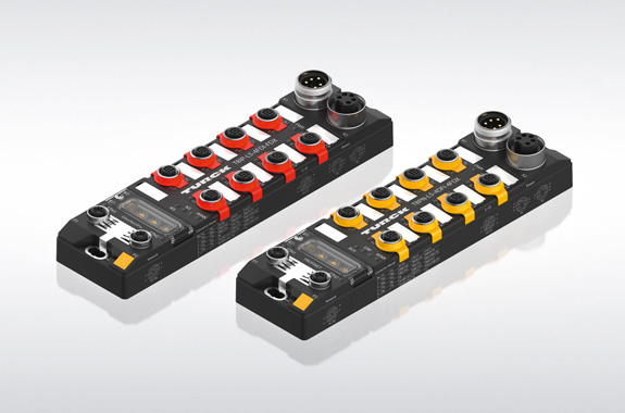 Safety-I/O-Module in IP67