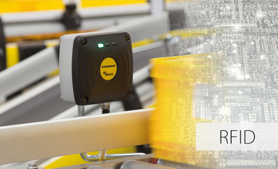 RFID Solutions for Industrial Tasks